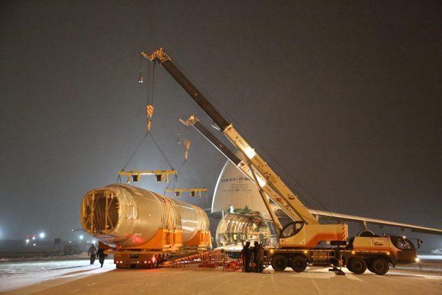 МС-21 для ресурсных испытаний доставили в Жуковский