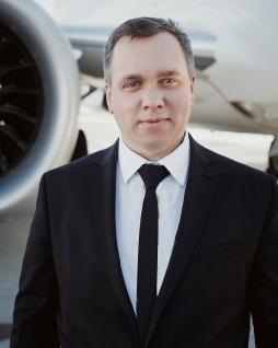 Евгений Хайнацкий, гендиректор SkyUp