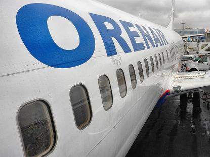 Авиакомпании ORENAIR и AirBerlin подписали соглашение
