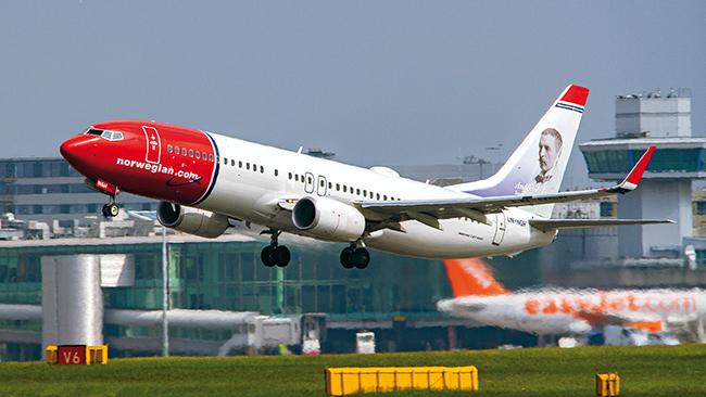 Американские конкуренты не хотят пускать к себе Norwegian Air Shuttle