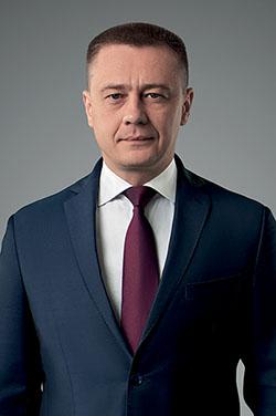 """Андрей Никулин, гендиректор """"Шереметьево Хэндлинг"""""""