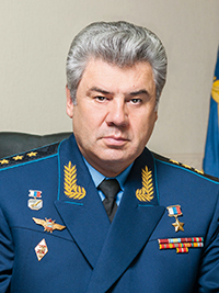 Viktor Bondarev Commander-in-Chief, Russian Aerospace Forces