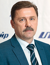 President of UTair – Helicopter Services Alexey Vinogradov told Show Observer about the company's plans and prospects for the future.
