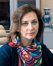 Olga Gerasina Commercial Director, A-Group