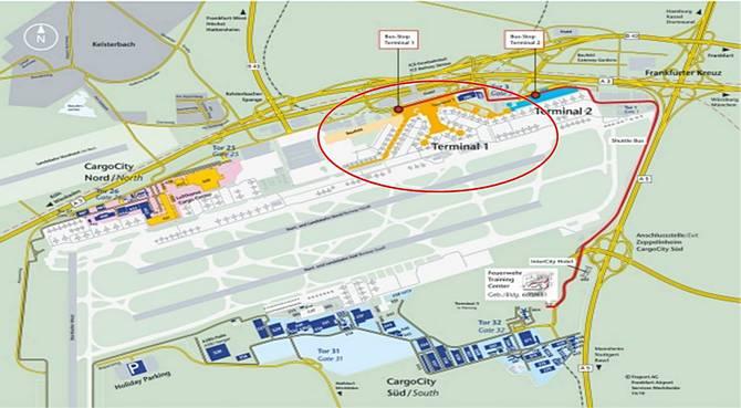 Развитие аэропорта Франкфурта
