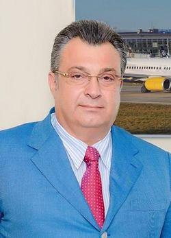 Карен Антонов, гендиректор Azur Air Ukraine