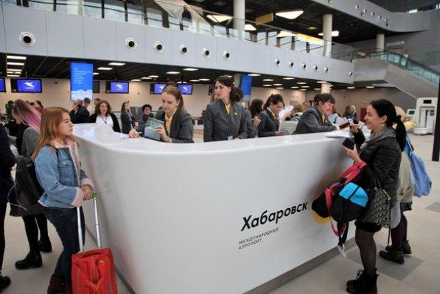 Заработал новый терминал ВВЛ в Хабаровске