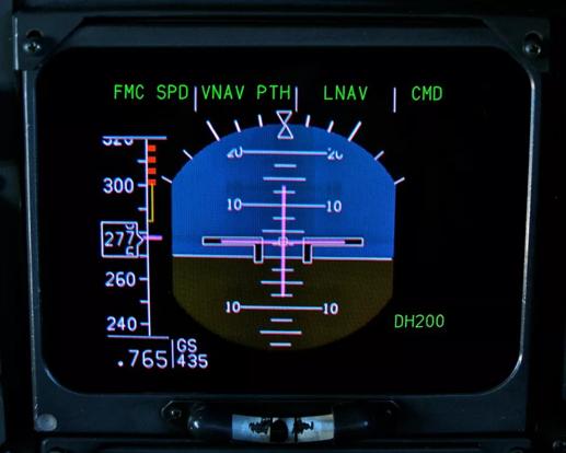FD помогают правильно понимать ситуацию, но лишь только в условиях нормального полета