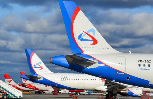 узкофюзеляжные самолеты производства Airbus