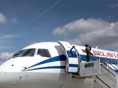 Белорусский перевозчик хочет получить транзитных пассажиров из России