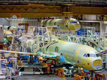 Мыльный пузырь на авиационном рынке может лопнуть
