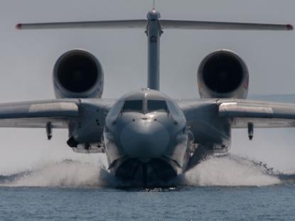 Самолет-амфибию Бе-200 предложили собирать в Колорадо