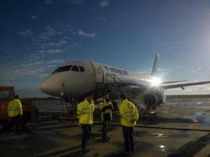 В мексиканскую авиакомпанию Interjet отправили двенадцатый SSJ 100