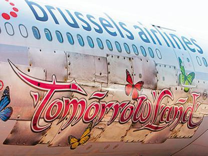 Европейские перемены Brussels Airlines