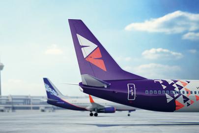 ливрея авиакомпании Smartavia