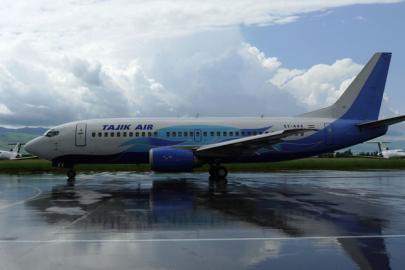 Авиакомпанию Tajik Air и аэропорт Душанбе вновь разделили