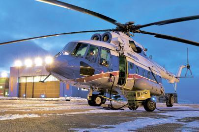 Вертолетчики из Змеёво