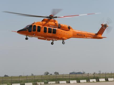 Вертолет Bell 525 Relentless совершил первый полет