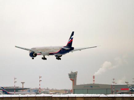 """Boeing 777-300ER """"Аэрофлота"""":"""