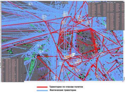 Московской воздушной зоны