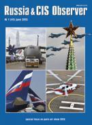 Russia&CIS Observer, June 2015