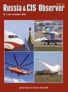 Russia & CIS Observer - Air Show China 2016