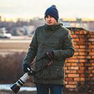 Авиационныйфотограф Сергей Пугачёв