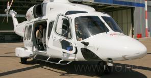 Полет на вертолете AgustaWestland AW189