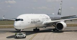 Airbus A350XWB: испытательный полет с пассажирами
