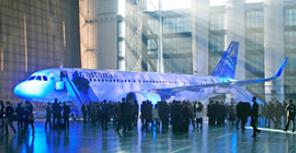 Air Astana презентация нового Airbus A320NEO