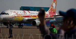 Авиасалон Airshow China, Чжухай, Китай, 13–18 ноября 2012 г.