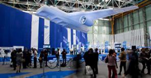 Авиатранспортный форум в Ульяновске 2011