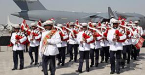 Авиасалон в Бахрейне BAHRAIN AIRSHOW 2012