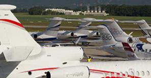 Новинки деловой авиации на EBACE 2015