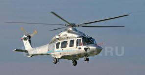 Первый полет EC175