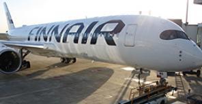 A350 открыл Европу