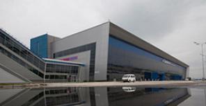 Аэропорт Владивостока Кневичи