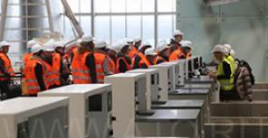 Аэропорт Пулково тестирует новый терминал