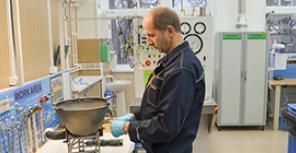 Технический холдинг «Инжиринг» при поддержке международной группы компаний Zodiac Aerospace Services открыл на базе «С7 Инжиниринг» в аэропорту Домодедово уникальный в России и ближнем зарубежье участок ремонта компонентов системы водоснабжения и удаления отходов (Water & Waste Components Maintenance Shop)