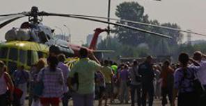 Авиационное шоу ЮТэйр 2012