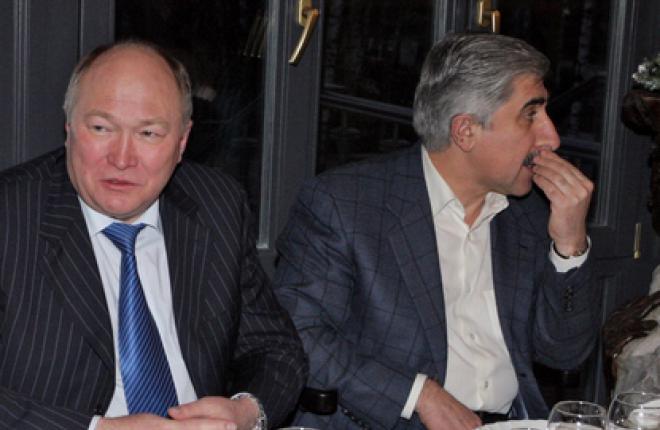 Алексей Федоров (слева) и Михаил Погосян (Фото - Марина Лысцева)