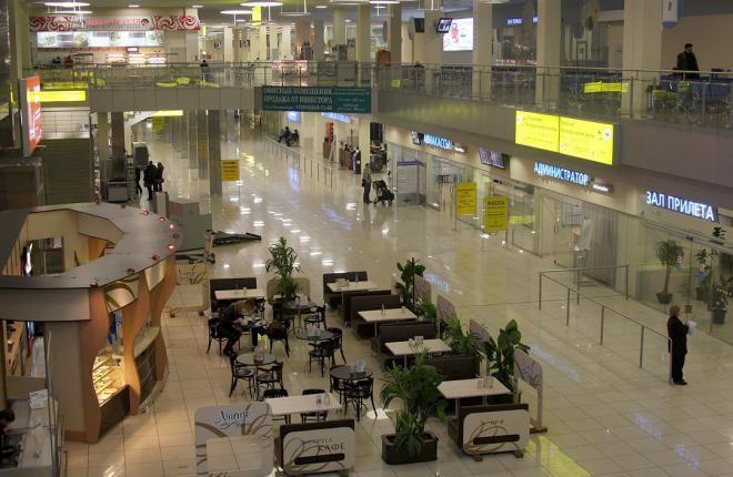 Пассажиропоток аэропорта Кольцово вырос в январе-сентябре 2010 г. на 28%