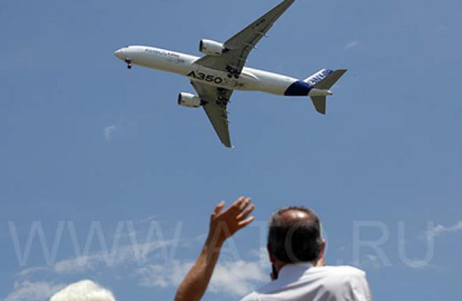 На пути к обновлению парка воздушных судов
