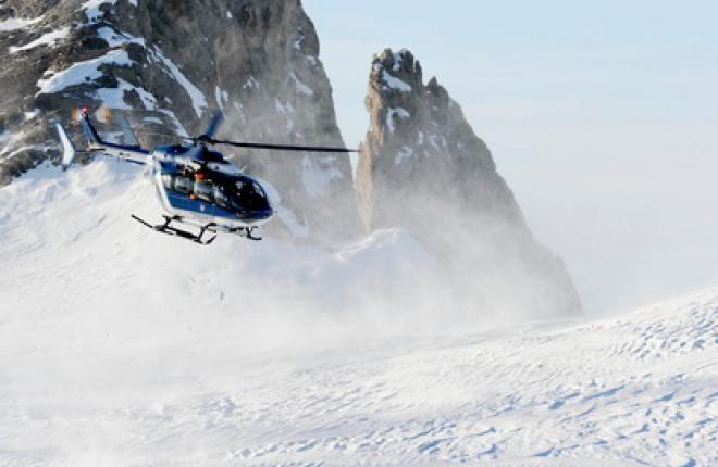 Eurocopter считает, что EC145 хорошо подходит к эксремальным погодным условиях Казахстана (фото: Eurocopter)