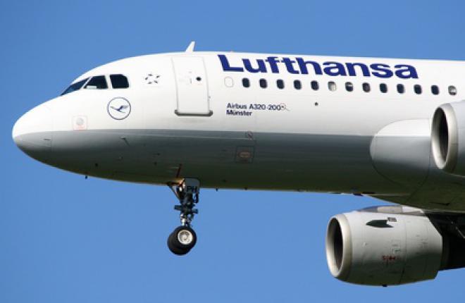 """Авиакомпания Lufthansa заказывает 48 самолетов для себя и """"дочек"""""""
