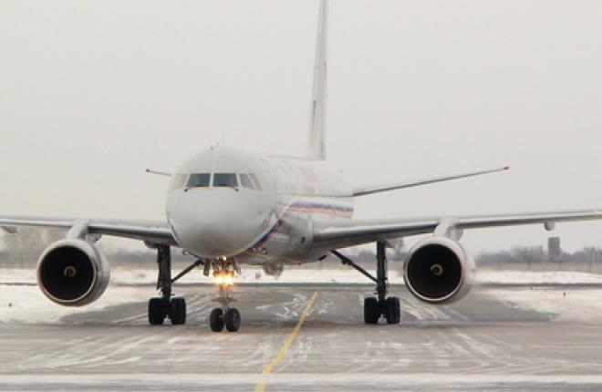 Ту-214 (фото: Глеб Осокин)