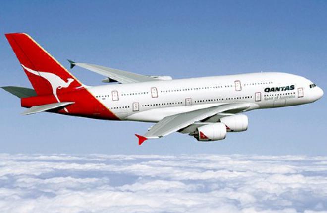 Самый серьезный инцидент с A380 авиакомпании Qantas за весь период эксплуатации