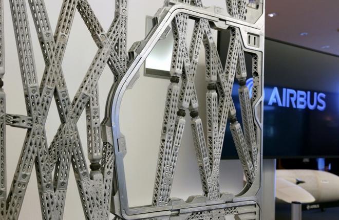 Технологический вызов Airbus