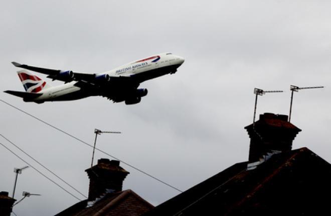 Boeing 747 и на трех моторах хорошо летает