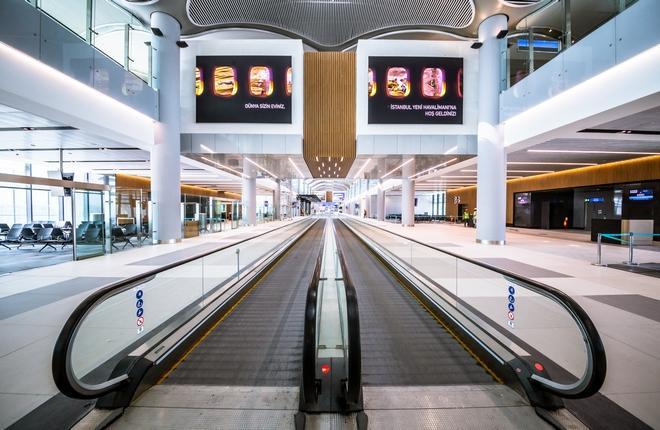 открытие нового аэропорта Стамбула стала одной из главных авиационных новостей недели